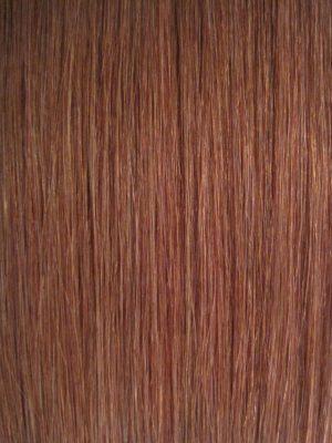 Colour 30 Light Copper Hair Extensions
