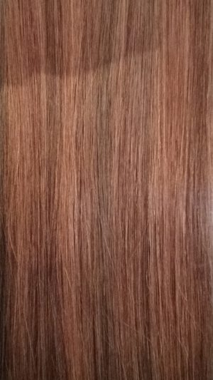 Colour 33 and 4 Mixed Hair Extensions