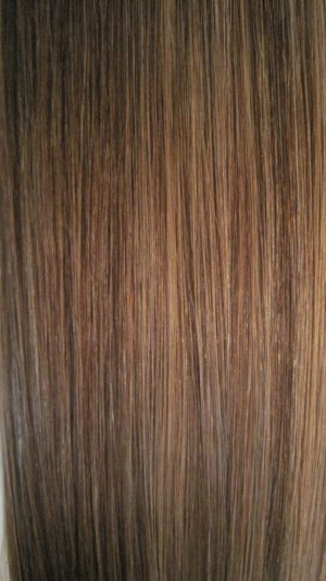 Colour 5 Chestnut Brown Warm Hair Extensions