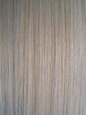Colour 613 Light Blonde Hair Extensions
