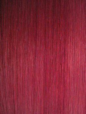 Colour Burgundy Hair Extensions