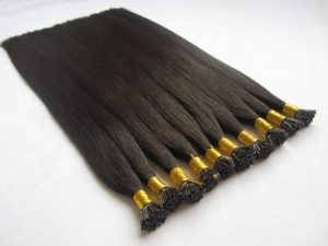 NEW Russian Mongolian Remy Stick Tip Hair Extensions