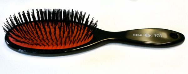 Head Jog Hair Extension Brush