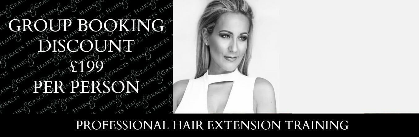 Hair Extension Courses Birmingham And Uk Wide By Hairs Graces