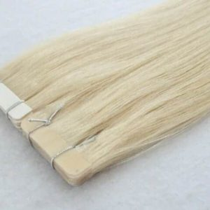 Luxury Russian Mongolian Tape Hair Extensions