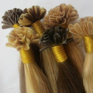 Remy Nail Tip Hair Extensions