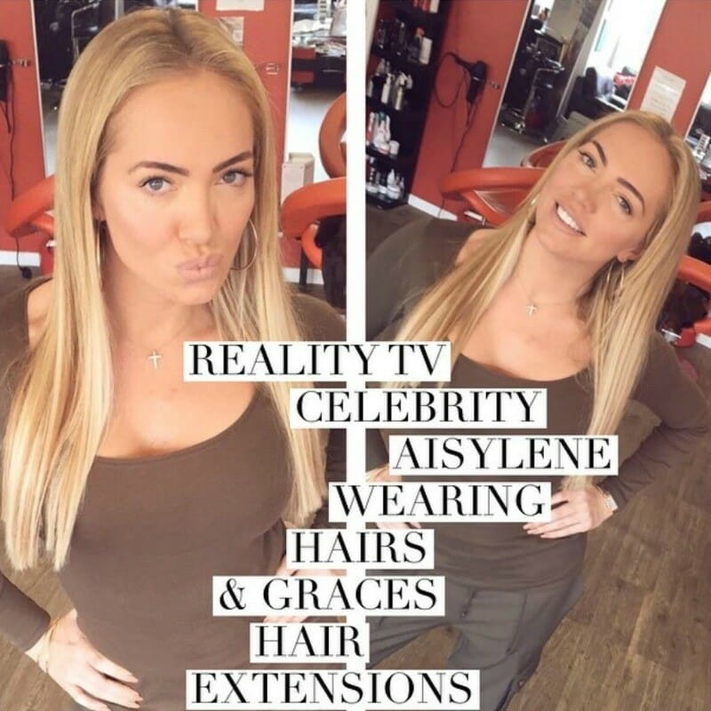 Hair Extension Fitting Birmingham By Hairs And Graces Extensions