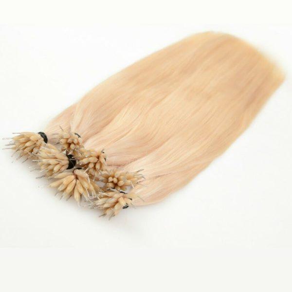 Russian Mongolian Remy Nano Tip Hair