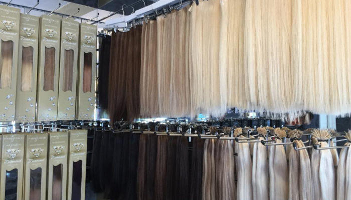 Trade Tape Hair Extension Suppliers Leicester