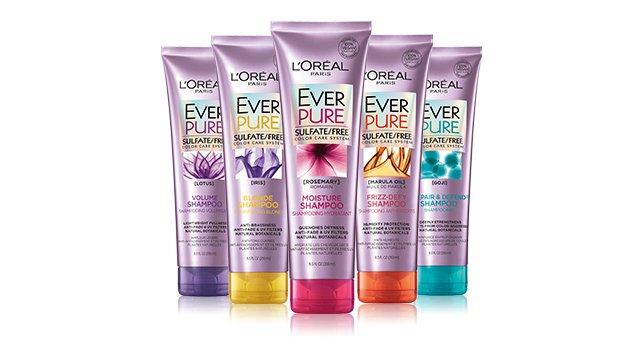 LOreal EverPure SulfateFree Shampoo
